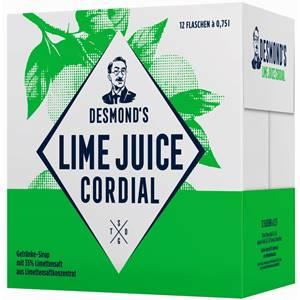 Desmond´s Lime Juice