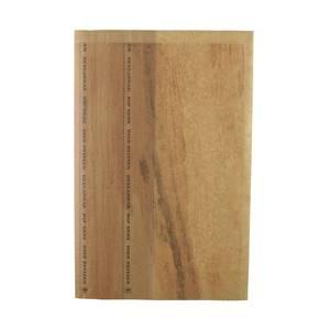 Snack-Papier-Zuschnitte L 19,5 x 30 cm, braun, vorgefaltet